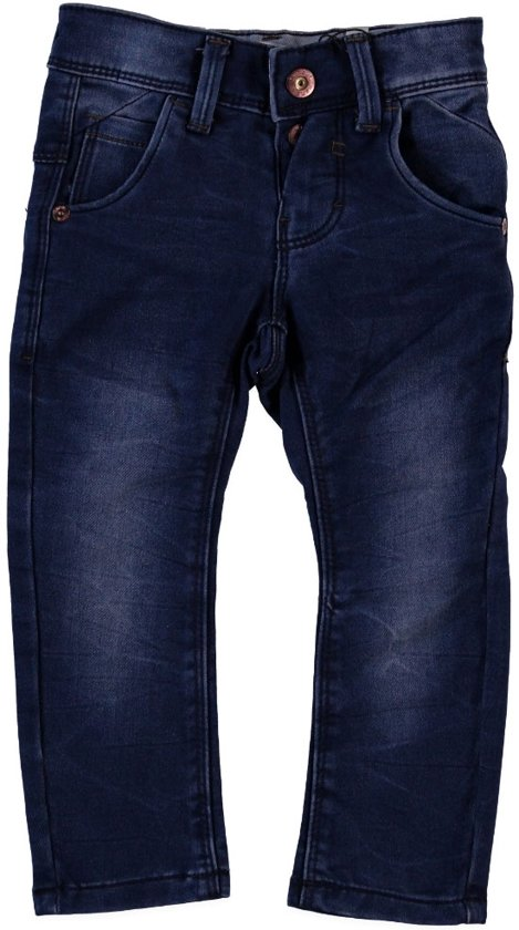 Name it Jongens Broek - DarkBlueD - maat 152