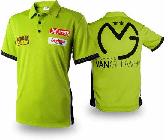 Michael van Gerwen Wedstrijd Dartshirt Polo Size: XXXL