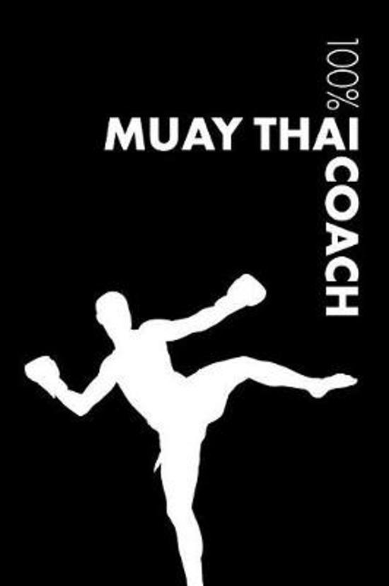 Muay Thai Coach Notebook