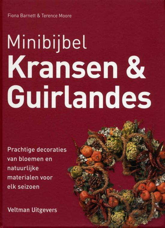 Minibijbel - Kransen en guirlandes