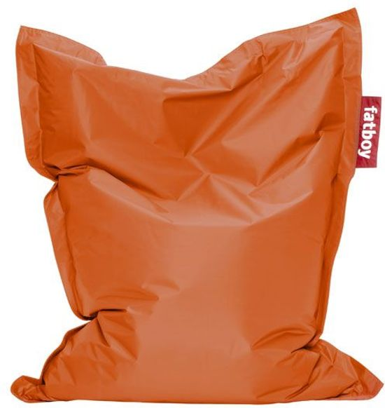 Roze Zitzak Fatboy.Fatboy Junior Zitzak Vierkant 130x100 Cm Nylon Oranje