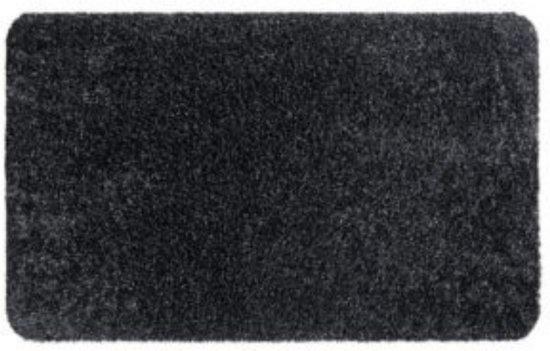 Droogloopmat / Droogloopmat Natuflex / 50 cm x 80 cm / grafiet / ronde hoeken