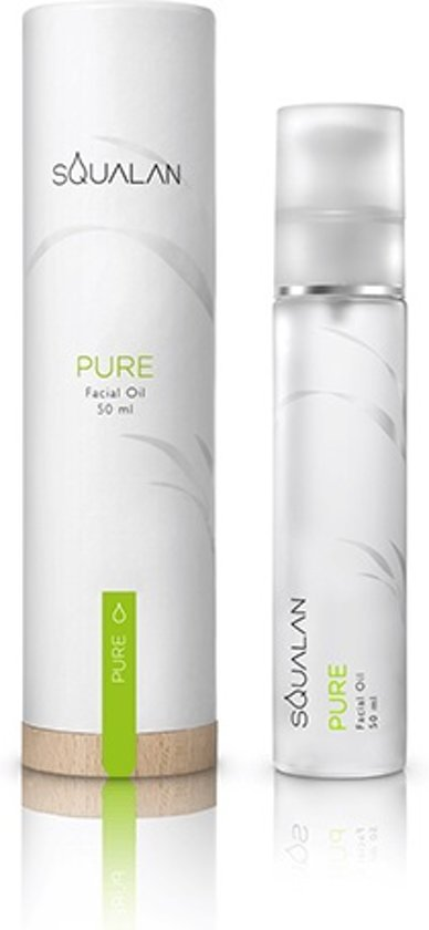 Squalan Pure Facial Oil - 50 ml