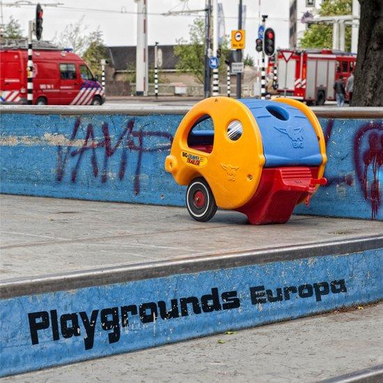 Playgrounds Europa