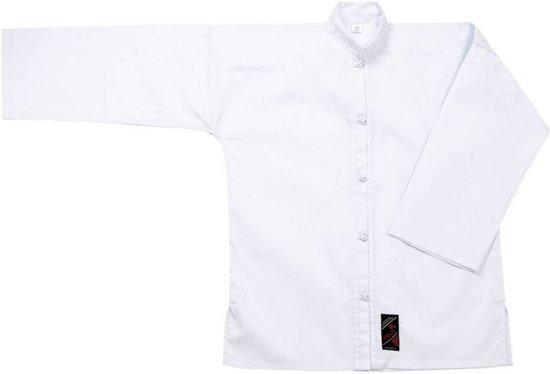 Witte Kung Fu Jas