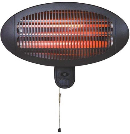 Perel TC76207 Terrasverwarmer - elektrisch - hangend - 3 warmtestanden - tot 2000 W