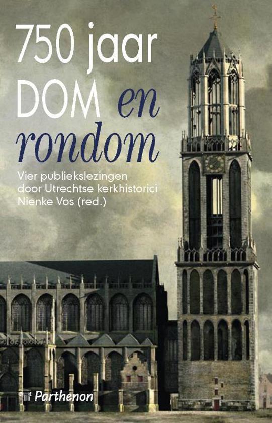 750 jaar Dom en rondom CD DVD druk 1