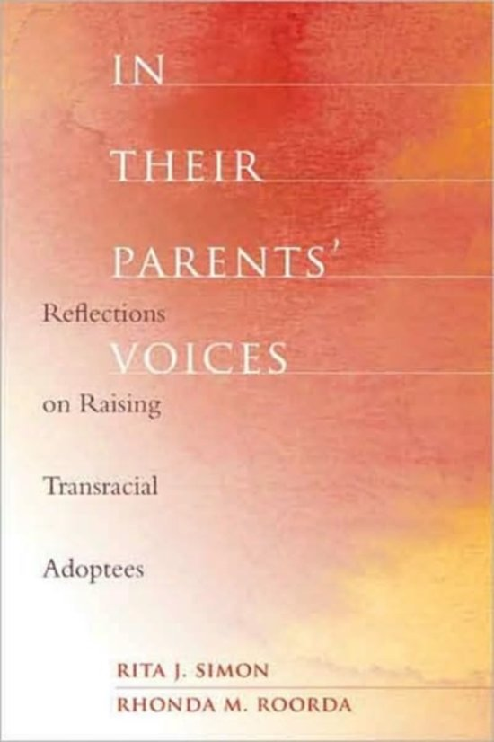 In Their Parents' Voices
