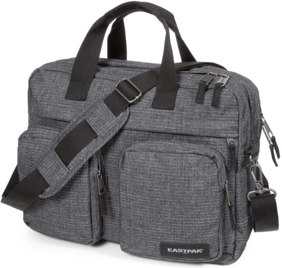 Schoudertas Laptopvak : Eastpak wister schoudertas inch laptopvak linked