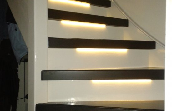 bol.com | Cando Ledstrip - Trapverlichting - Kastverlichting - 3 x ...