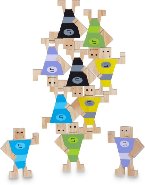 Afbeelding van het spel BS Stapelmannen
