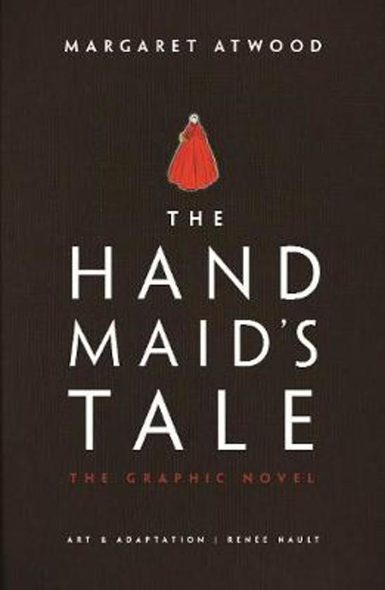 Boek cover The Handmaids Tale van Margaret Atwood (Hardcover)