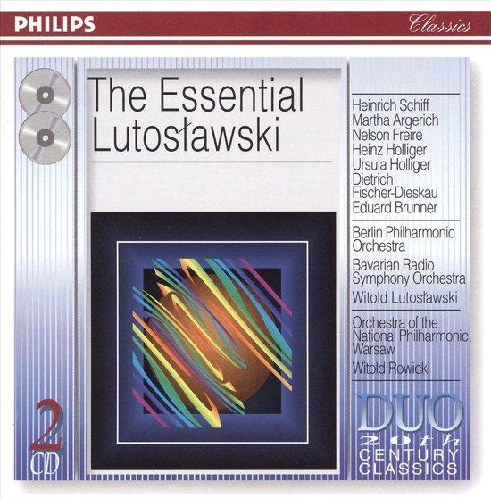 Essential Lutoslawski