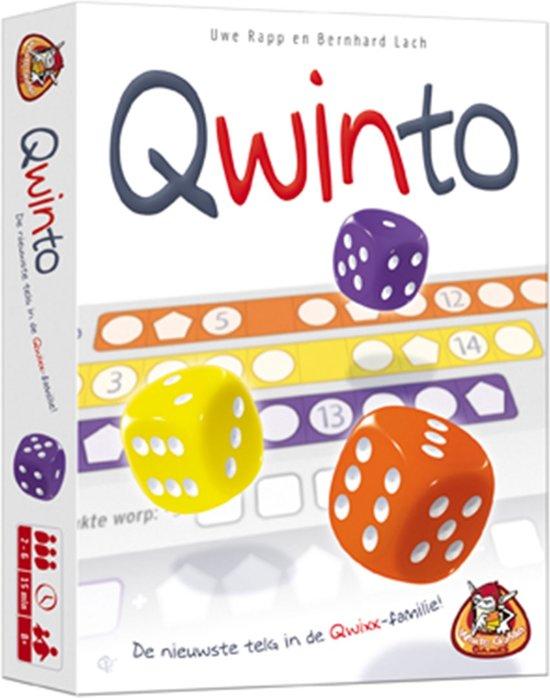 Afbeelding van het spel Qwinto