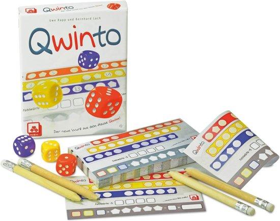 Thumbnail van een extra afbeelding van het spel Qwinto
