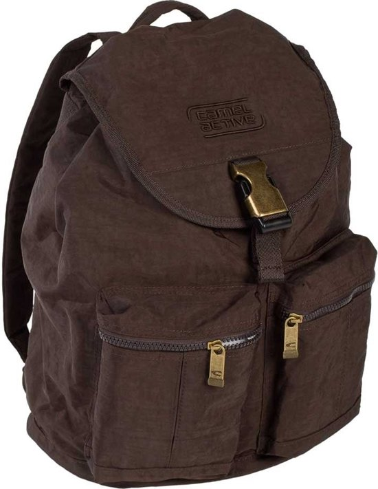 Camel Active Journey backpack Fun 216 brown 7a59615182