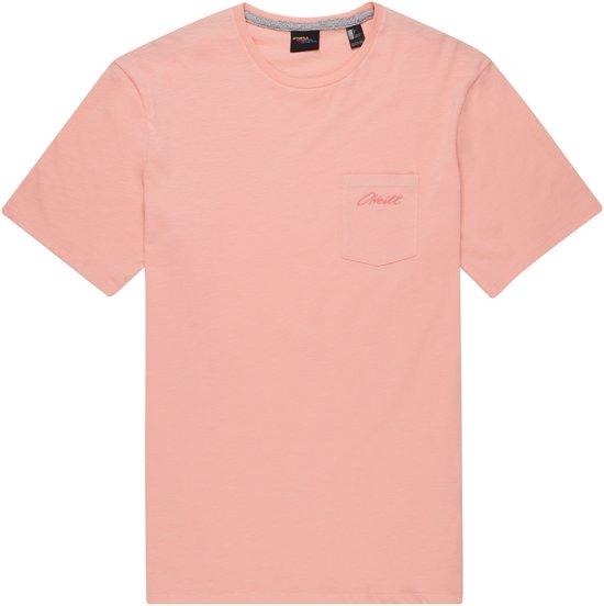 O'Neill Shirt - Maat S  - Mannen - roze/oranje