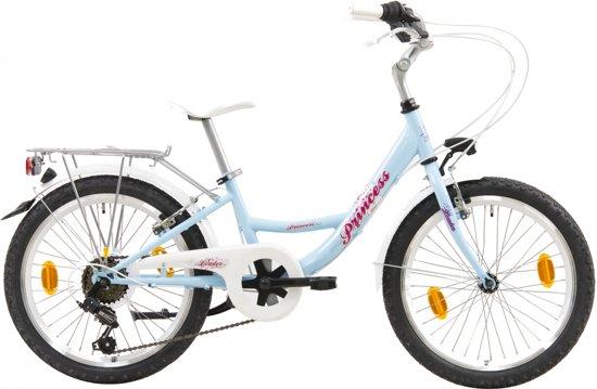Licht Voor Fiets : Bol leader princess fiets meisjes licht blauw inch