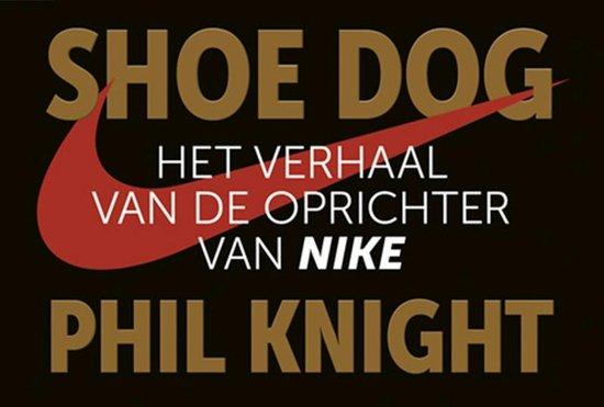Boek cover Shoe dog van Phil Knight