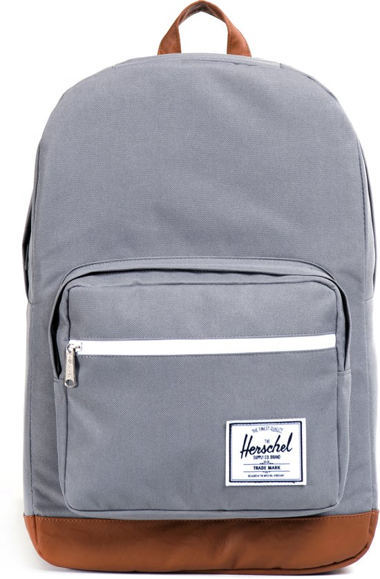 bol | herschel supply co. pop quiz rugzak - grey