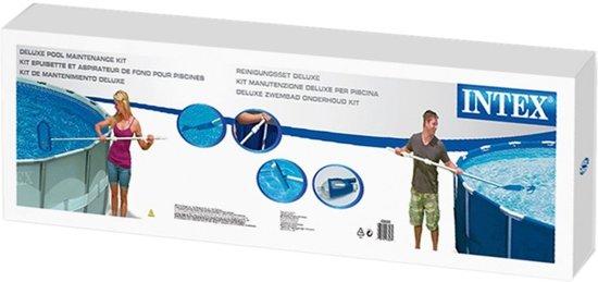 Intex Zwembad Onderhoudskit Deluxe