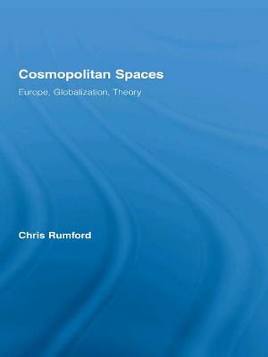 Cosmopolitan Spaces