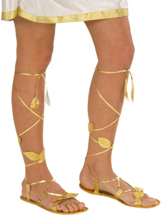 Sandales D'or Romaines doOoL