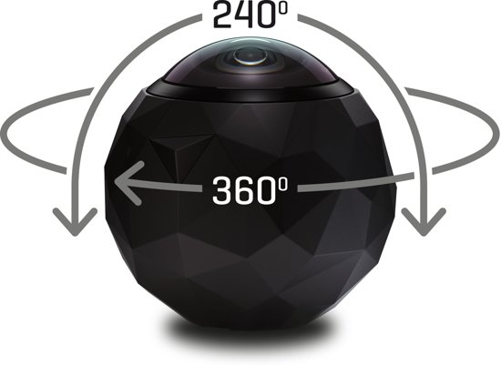 360fly - Action camera
