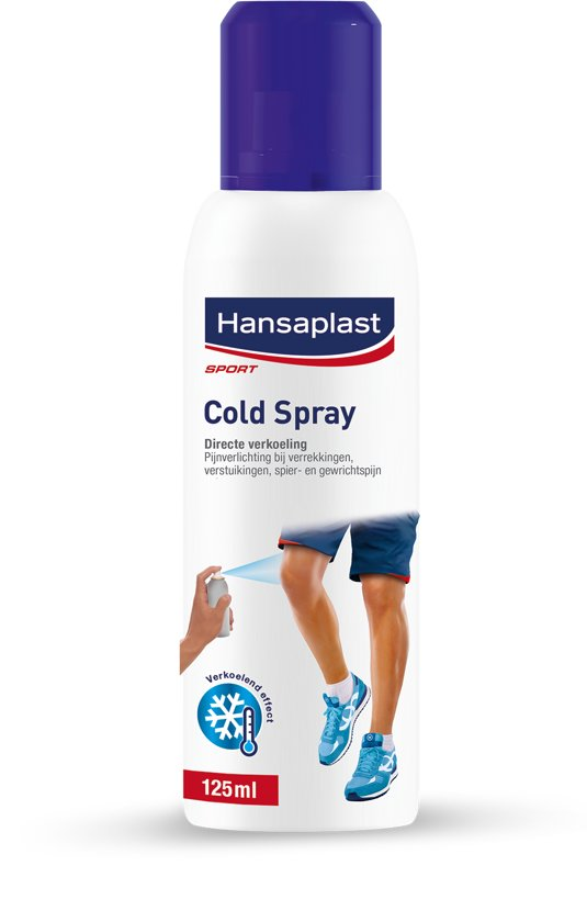 Hansaplast Cooling Gel - Verkoelende Gel - 100 ml