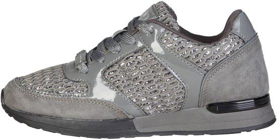 Laura Biagiotti Dames Sneakers grijs - Maat 37