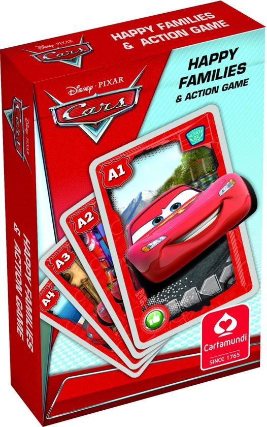 Afbeelding van het spel Disney Cars Kwartetspel