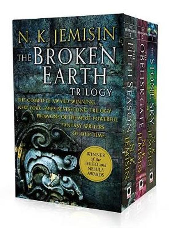 Boek cover The Broken Earth Trilogy van N K Jemisin (Paperback)