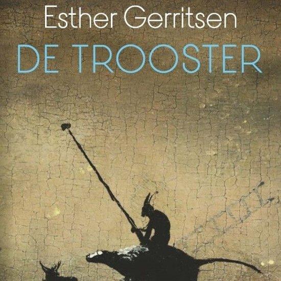 Boekomslag voor De trooster