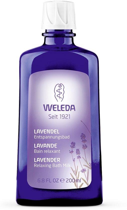 Weleda Ontspanningsbad Lavendel - 200 ml