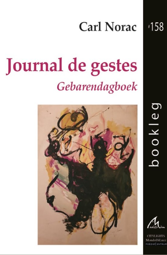 Journal de gestes - Carl Norac |