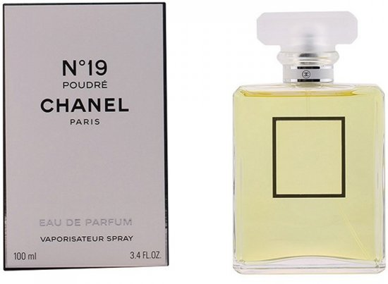Chanel No.19 Poudre for Women - 100 ml - Eau de parfum