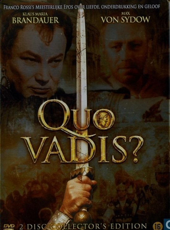Quo Vadis? 2-disc collector's edition (steelcase)