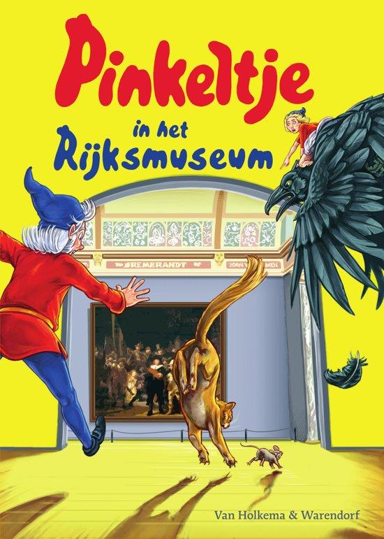 Pinkeltje - Pinkeltje in het Rijksmuseum