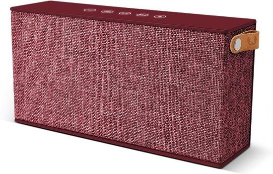 Rockbox Chunk Fabriq Edition Bluetooth Speaker Ruby in Herenthout