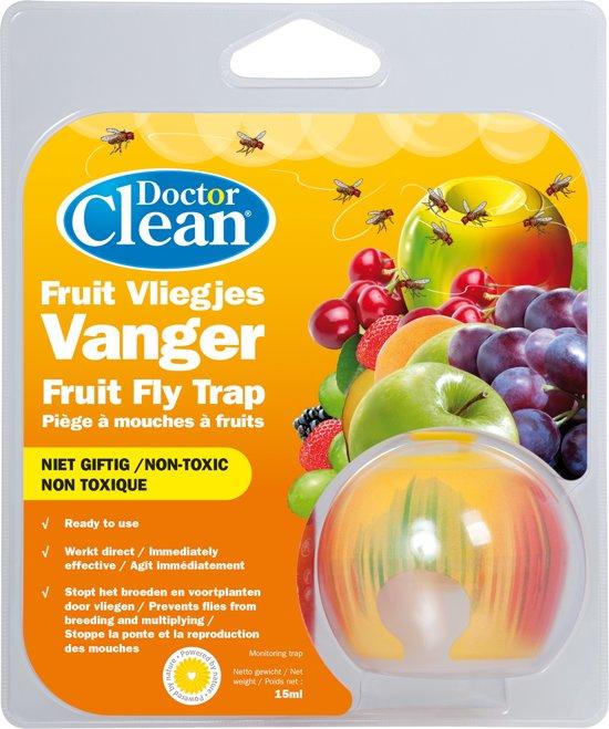 Dokter clean - Fruitvliegjes - 1 stuk