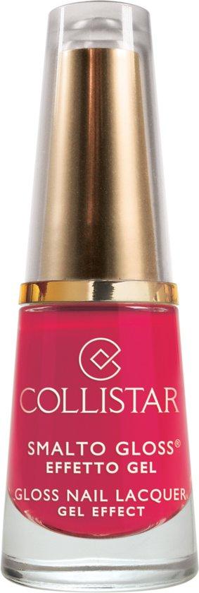 Collistar Gloss Nail Lacquer - 552 Intense Geranium - Nagellak
