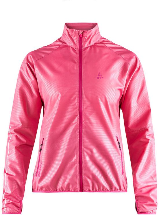 Craft Eaze Jacket Sportjas Dames - Fantasy