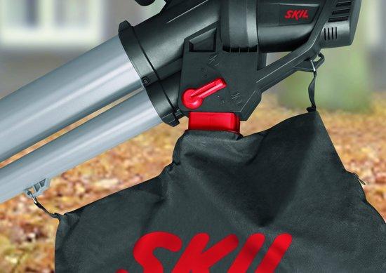 Skil 0792 AA Bladblazer - 2800 Watt - Met 45 liter opvangzak
