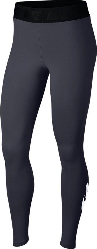 Nike Sportswear Legging Legasee Legging Dames - Light Carbon/White