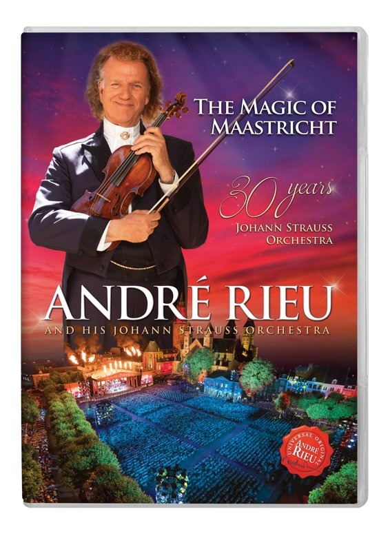 The Magic Of Maastricht: 30 Years Of Rieu
