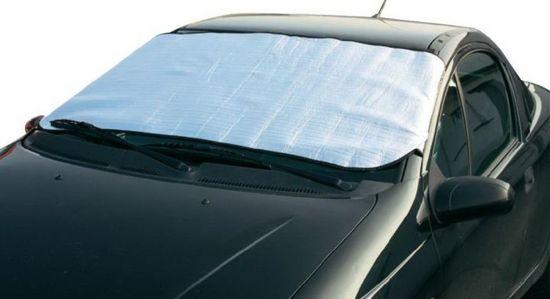 Anti vries deken auto - anti-ijsdeken - vorstbeschermer - autoruit ontdooien - zonnescherm voorruit - 70 x 180 cm