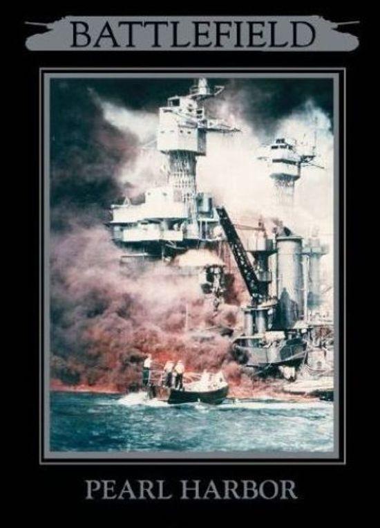 Cover van de film 'Pearl Harbour'