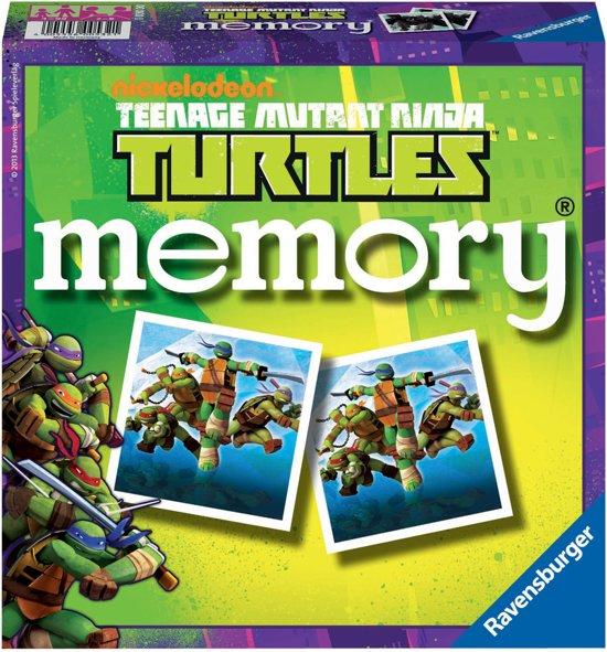 ae286230fa7 bol.com | Ravensburger Ninja Turtles - Memory, Ravensburger | Speelgoed