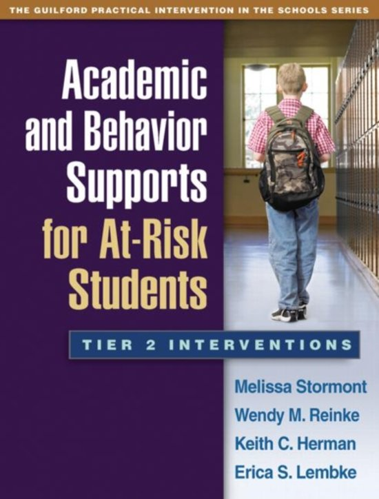 Academic and Behavior Supports for At-Risk Students