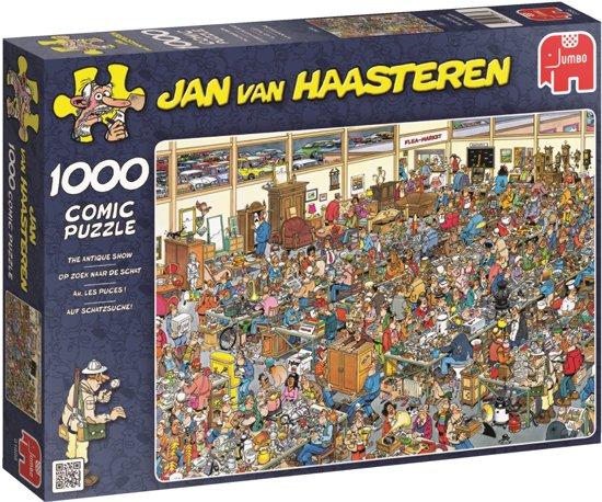 Jan van Haasteren Op Zoek Naar De Schat Puzzel 1000 stukjes